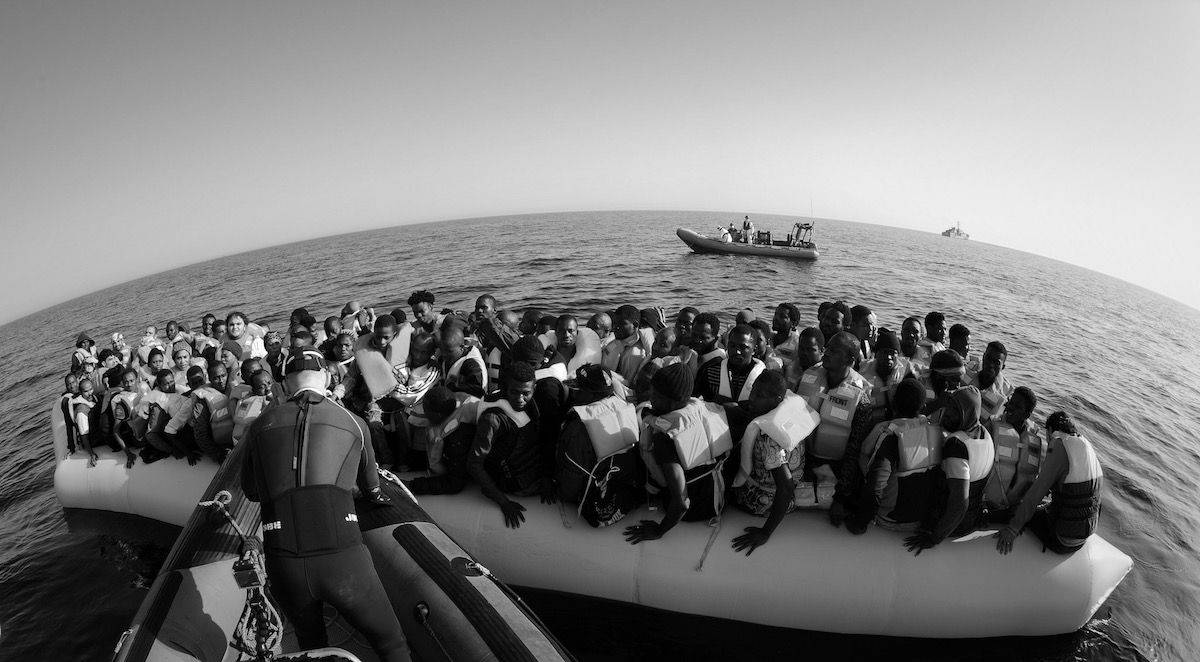 Death and rescue in the Central Mediterranean: overcoming the limits of private outsourcing